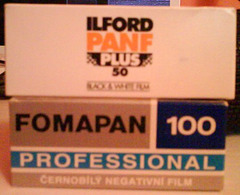 Rolls of Film (Does Anybody Know A 120 Scanning Place In Prague?), Picture 2, 2009-2010