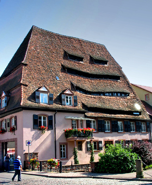 Wissembourg - Alsace (Elsass)