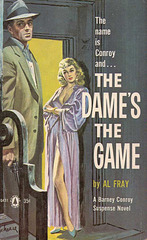 Al Fray - The Dame's the Game