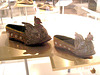 Mysteriously adorned - Bata shoe Museum - Toronto, Canada- July 2007