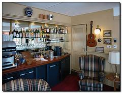 Hotel De Vassy Bar