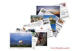 postals / postales