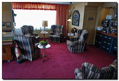 Hotel De Vassy Sitzecke