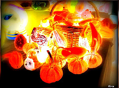 Magique!!!! Courges de Pâques