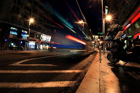 streaks bus