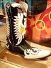 Legendary Cowboy classy Boots. Bata Shoe Museum. Toronto, Canada- 3 juillet 2007
