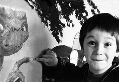 mon ami E.T
