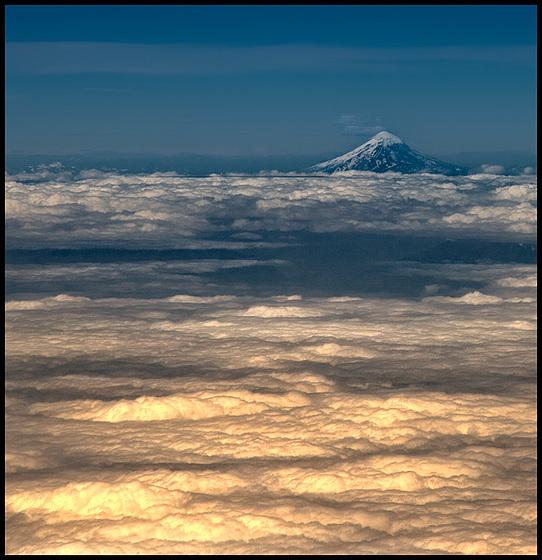 far volcano Villarica