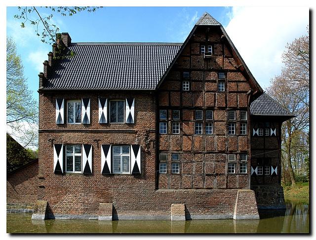 Haus Fürth, Rückansicht