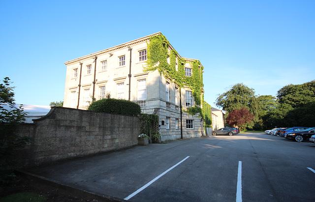 Aston Hall, Aston cum Aughton, South Yorkshire