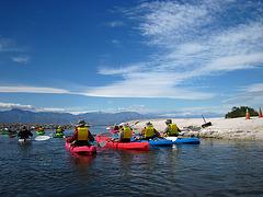Kayaking On The Salton Sea (0722)
