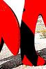Rhyolite Public Art - Miner & Penguin (5326A)