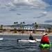 Kayaking On The Salton Sea to North Shore Yacht Club (0760)