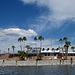 Kayaking On The Salton Sea to North Shore Yacht Club (0763)