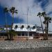 Kayaking On The Salton Sea to North Shore Yacht Club (0768)