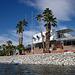 Kayaking On The Salton Sea to North Shore Yacht Club (0770)