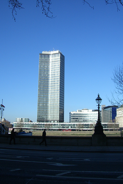 London: Millbank Tower, Canonical's Offices