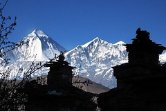De Muktinath (Népal)