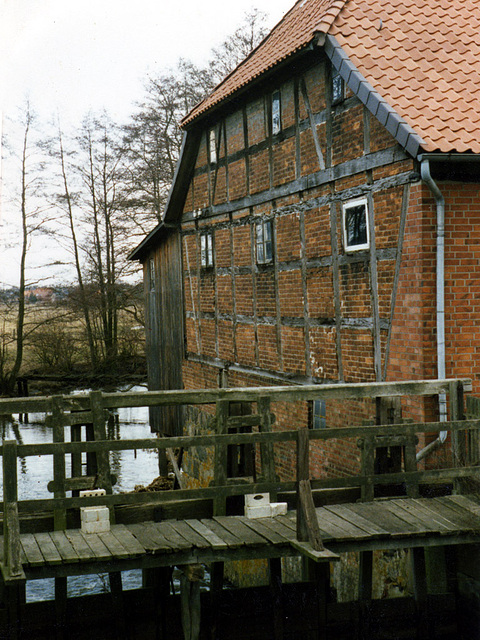 Neetzer Wassermühle
