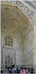 Portal Taj Mahal