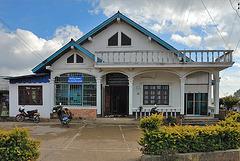 Tourist information center in Phongsali