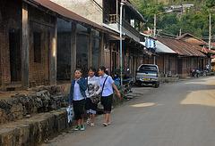 A walk through the small city