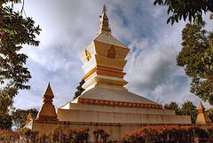 The Chedi of Phongsali on Phou Fa hill