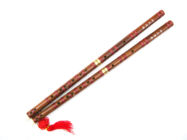 cxina bambuaj flutoj