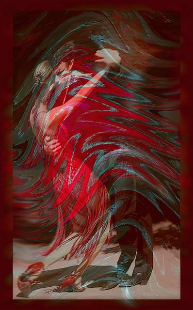 Danse lascive