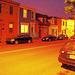 Halifax by the night  / Canada.  June / Juin 2008 - Contours plus nets avec couleurs ravivées