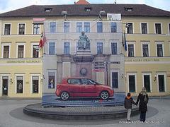 Trompe l'oeil Prague