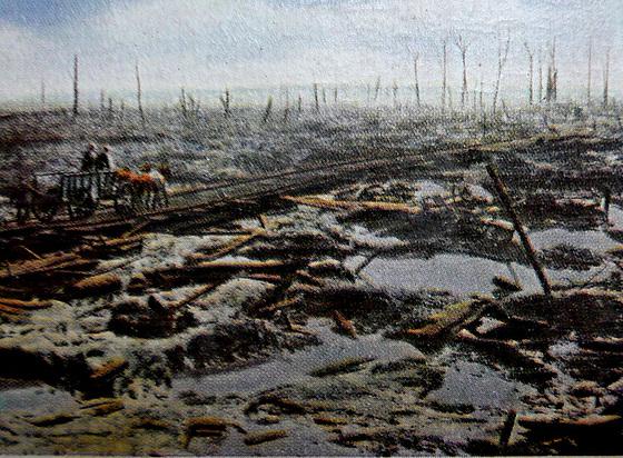Weltkrieg 1914 - 1918
