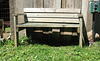 Goat bench...