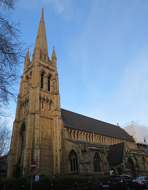 st.swithin's church, lincoln
