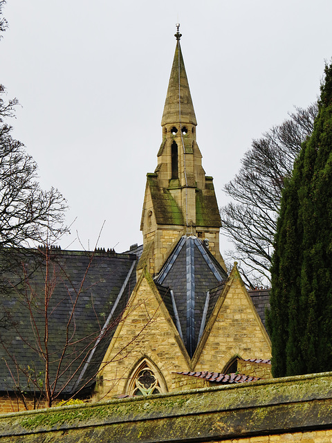 st.michael's church, lincoln
