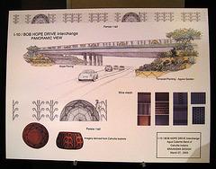 Bob Hope Interchange Design Elements (5417)