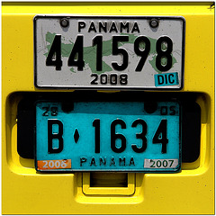 Panama Car