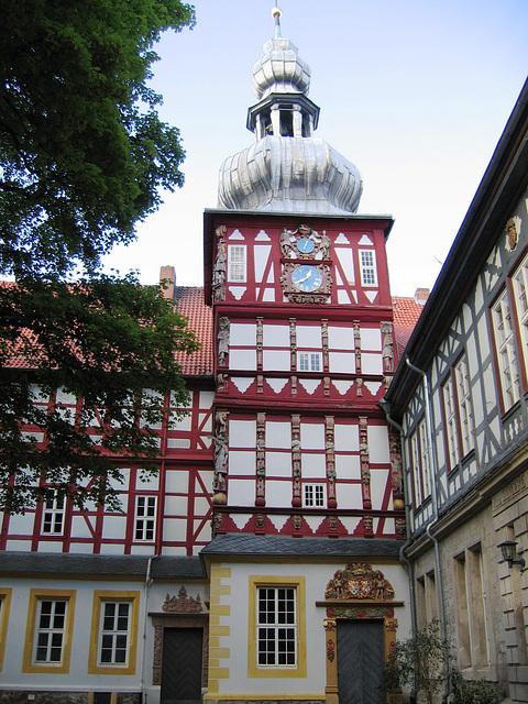 Kastelo Herzberg am Harz