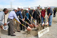 I-10 Interchanges Groundbreaking (4216)