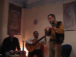 Perua muziko el Prago