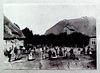 Hof in Brambostel um 1880