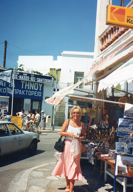Me on Tinos island, Greece