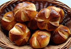 Vlaamse brioches
