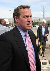 Palm Springs Mayor Steve Pougnet (4211)