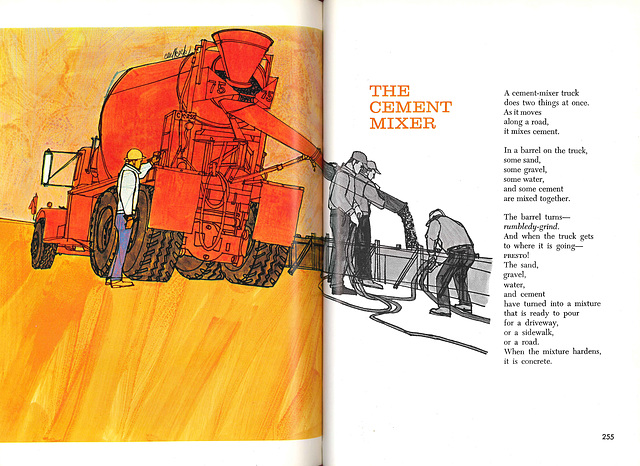 The Cement Mixer