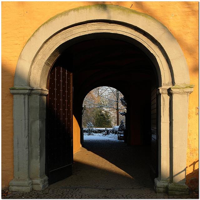 Schloss Rheydt, Einblick