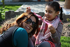 Rafaela + aunt Susana
