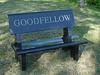 Goodfellow bench / Banc goodfellow