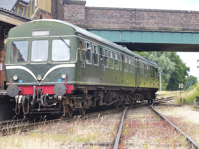 Great Central Railway (48) - 15 July 2014