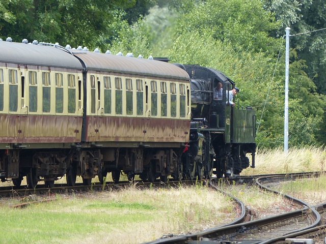 Great Central Railway (50) - 15 July 2014